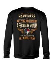 HAPPINESS NORTH CAROLINA2 Crewneck Sweatshirt thumbnail
