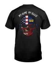 MY HOME - BLOOD Liechtenstein Classic T-Shirt thumbnail