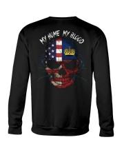 MY HOME - BLOOD Liechtenstein Crewneck Sweatshirt thumbnail