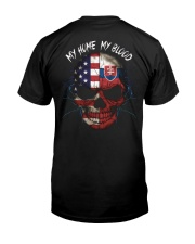 MY HOME - BLOOD Slovakia Classic T-Shirt thumbnail