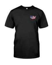 Map-AMERICA Classic T-Shirt thumbnail