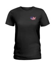 Map-AMERICA Ladies T-Shirt thumbnail