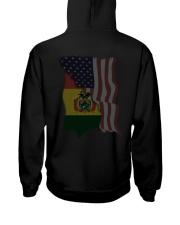 Bolivia Hooded Sweatshirt back