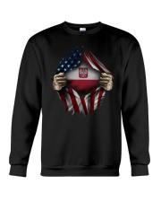 American-Poland Crewneck Sweatshirt thumbnail