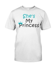 COUPLE- SHE IS MY PRINCESS Premium Fit Mens Tee thumbnail