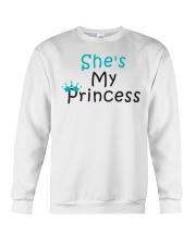 COUPLE- SHE IS MY PRINCESS Crewneck Sweatshirt thumbnail