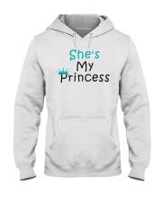 COUPLE- SHE IS MY PRINCESS Hooded Sweatshirt thumbnail