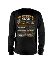 MAN FORGET 4 Long Sleeve Tee thumbnail