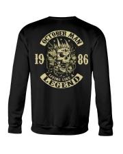 MAN 1986-10 Crewneck Sweatshirt thumbnail