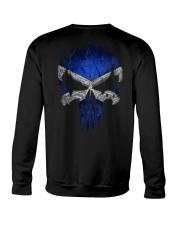 Skull Scotland Crewneck Sweatshirt thumbnail