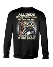 DAD YEAR 80-6 Crewneck Sweatshirt thumbnail