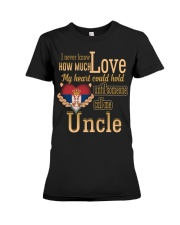 I Never Know- Uncle- Serbia Premium Fit Ladies Tee thumbnail