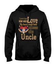 I Never Know- Uncle- Serbia Hooded Sweatshirt thumbnail