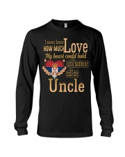 I Never Know- Uncle- Serbia Long Sleeve Tee thumbnail