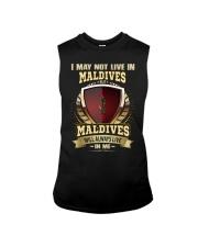 I MAY NOT MALDIVES Sleeveless Tee thumbnail