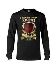 I MAY NOT MALDIVES Long Sleeve Tee thumbnail