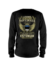 Legends - Estonian 011 Long Sleeve Tee thumbnail