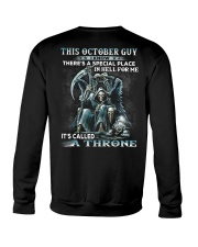 THRONE 10 Crewneck Sweatshirt tile