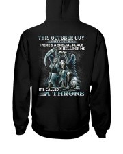 THRONE 10 Hooded Sweatshirt tile