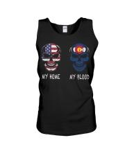My Home America - Colorado Unisex Tank thumbnail