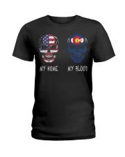 My Home America - Colorado Ladies T-Shirt thumbnail