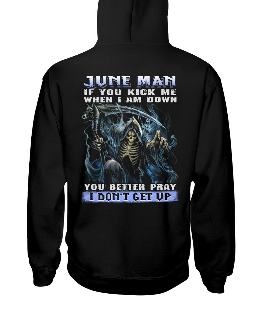 BETTER NEW 6 Hooded Sweatshirt