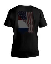 Netherlands V-Neck T-Shirt thumbnail