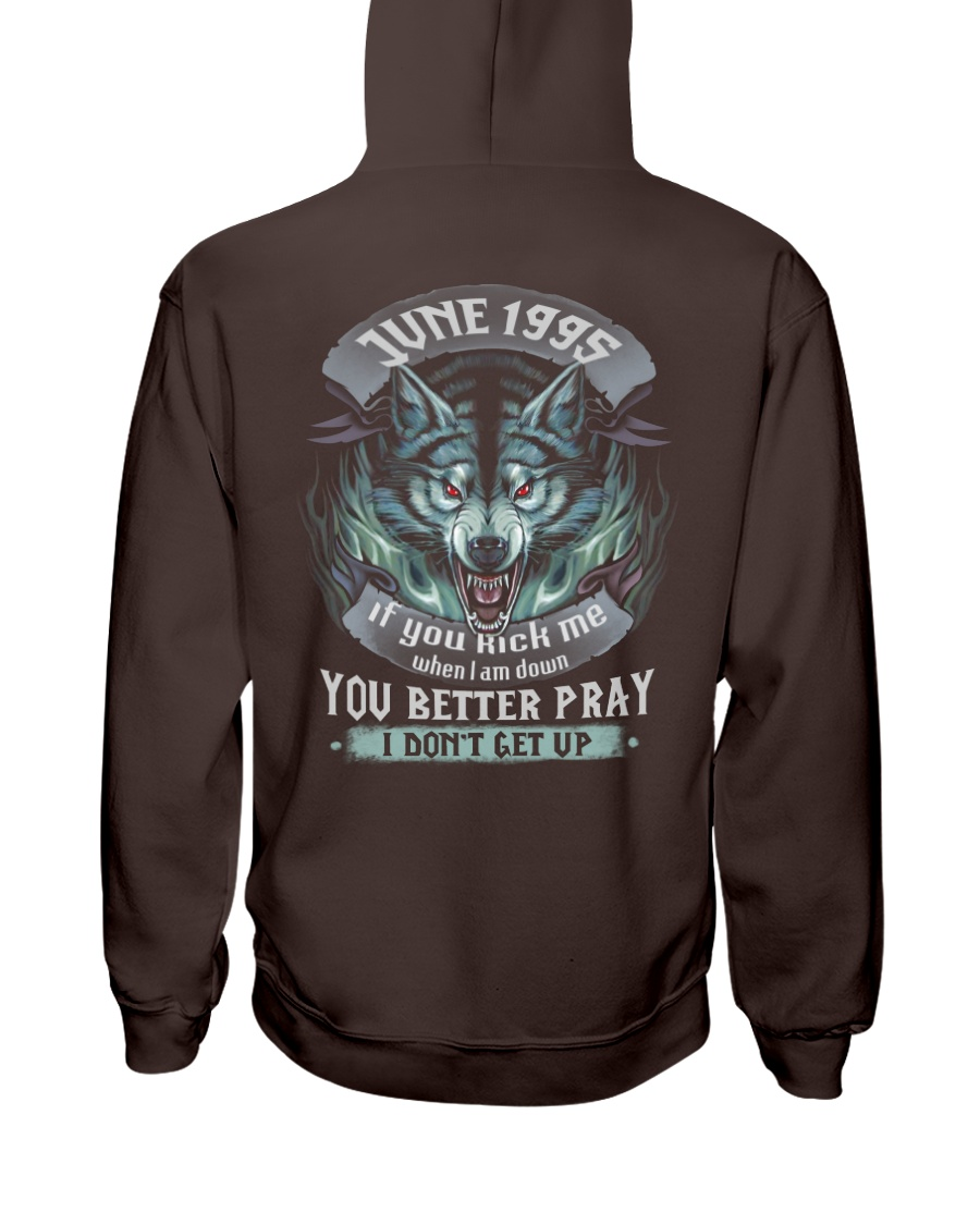 BETTER GUY 95-6 Hooded Sweatshirt