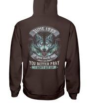 BETTER GUY 95-6 Hooded Sweatshirt back