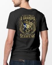 SCARES ME Scotland Classic T-Shirt lifestyle-mens-crewneck-back-5