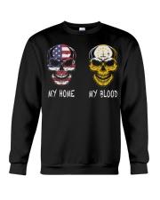 My Home America - Rhode Island Crewneck Sweatshirt thumbnail
