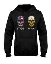 My Home America - Rhode Island Hooded Sweatshirt thumbnail