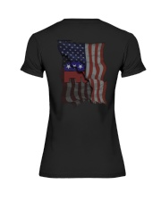 Republican Party Premium Fit Ladies Tee tile