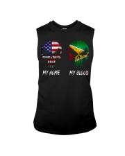 MY HOME SKULL Guyana Sleeveless Tee thumbnail
