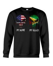MY HOME SKULL Guyana Crewneck Sweatshirt thumbnail