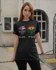 SKULL Ghana Classic T-Shirt apparel-classic-tshirt-lifestyle-19