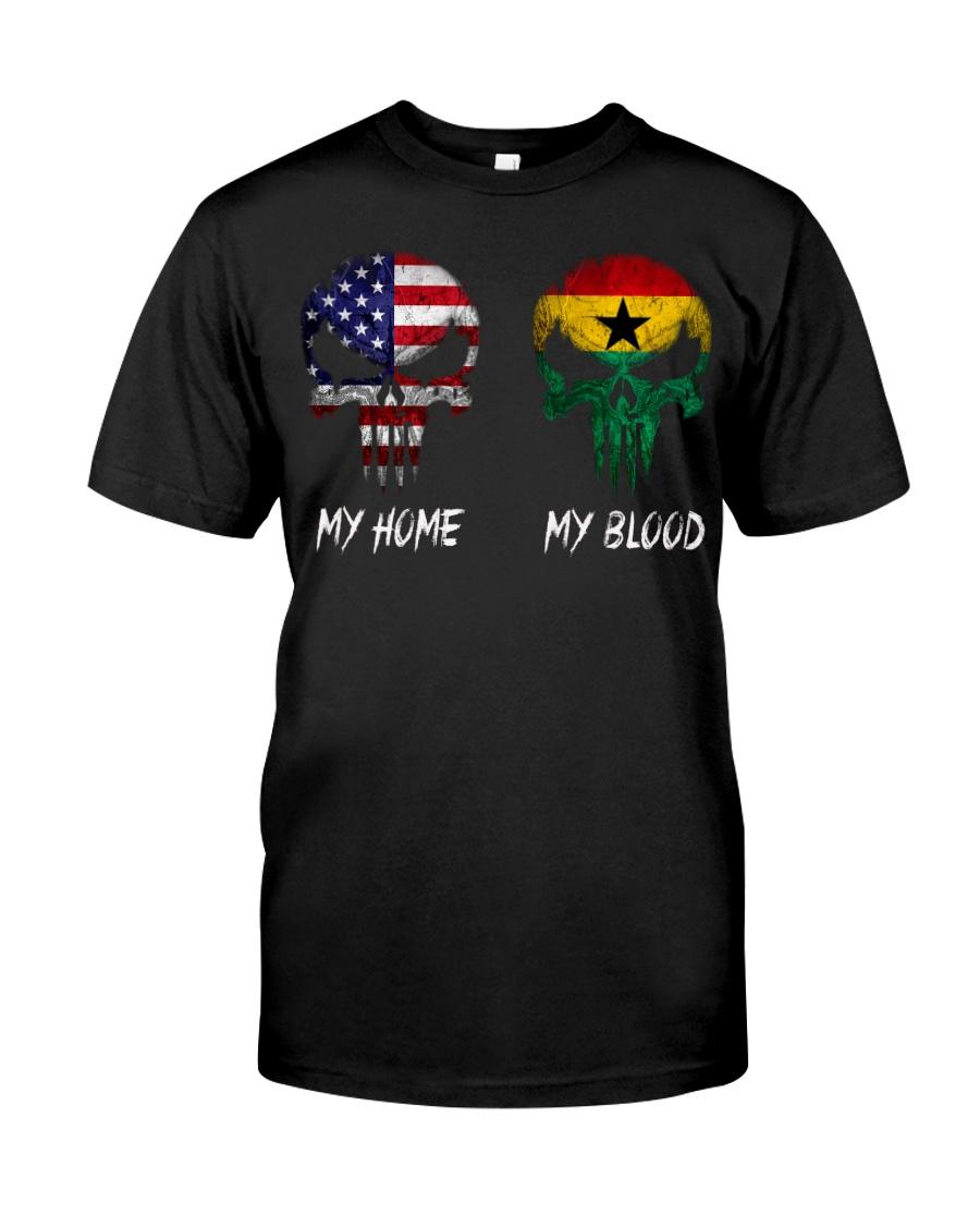 SKULL Ghana Classic T-Shirt