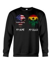 SKULL Ghana Crewneck Sweatshirt thumbnail