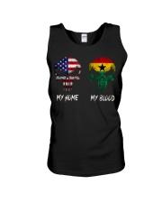 SKULL Ghana Unisex Tank thumbnail