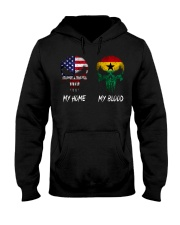SKULL Ghana Hooded Sweatshirt thumbnail