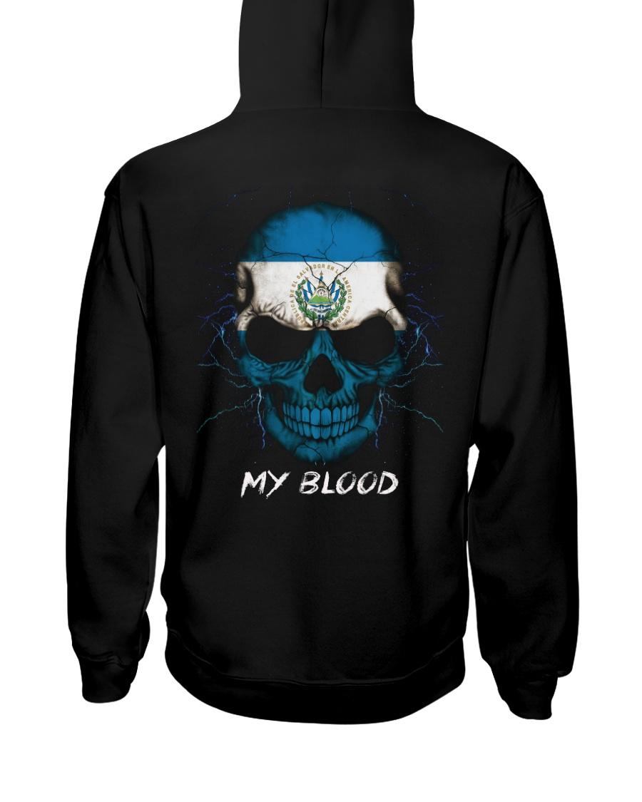 El Salvador Hooded Sweatshirt