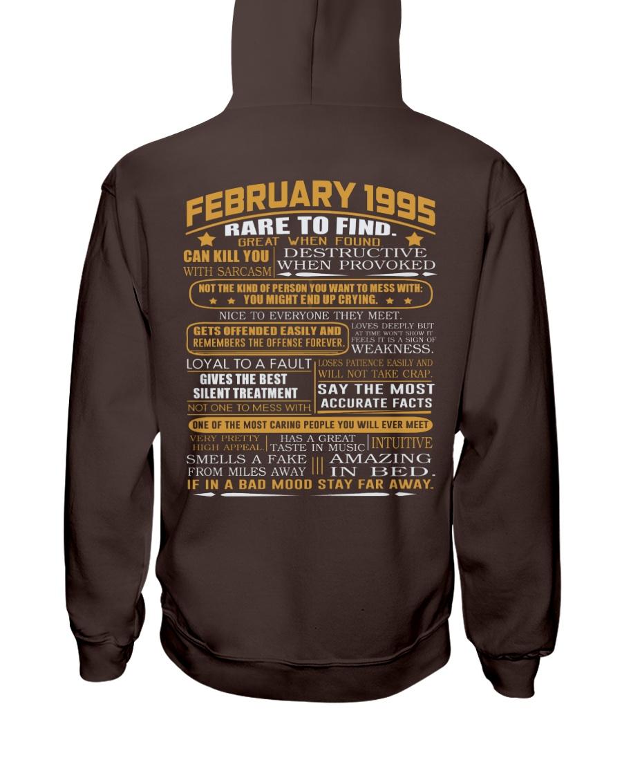 YEAR GREAT 95-2 Hooded Sweatshirt
