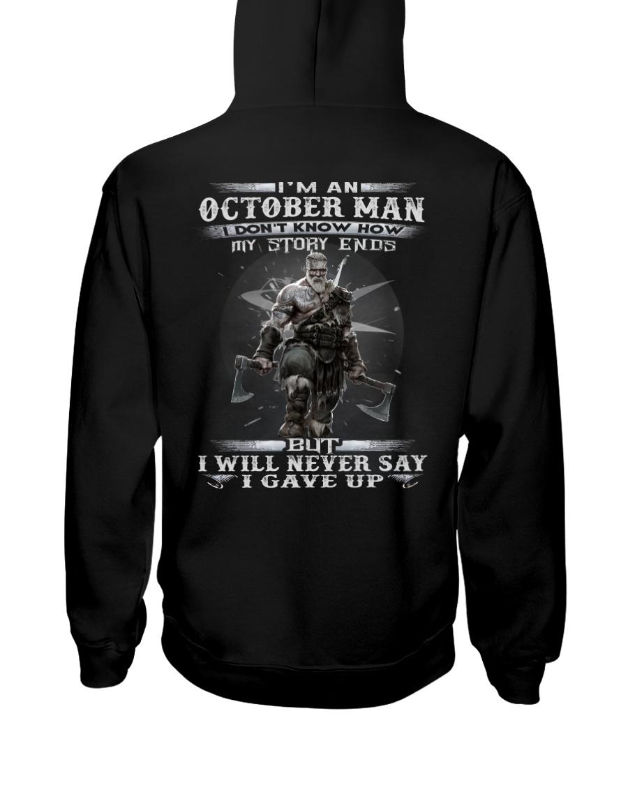 THE MAN 10 Hooded Sweatshirt
