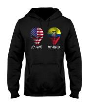 Ecuador Hooded Sweatshirt thumbnail