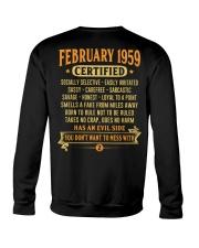 MESS WITH YEAR 59-2 Crewneck Sweatshirt thumbnail