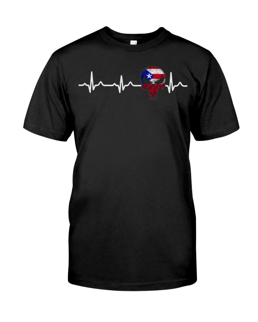 Love Puerto Rico Classic T-Shirt