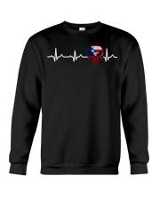 Love Puerto Rico Crewneck Sweatshirt thumbnail