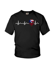 Love Puerto Rico Youth T-Shirt thumbnail