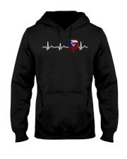 Love Puerto Rico Hooded Sweatshirt thumbnail