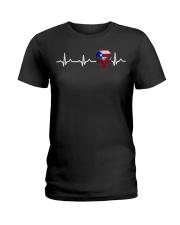 Love Puerto Rico Ladies T-Shirt thumbnail